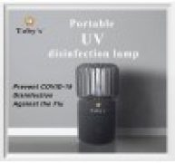UV Disinfection Lamps-Portable – Prevent COVID-19  Disinfection Against the Flu
